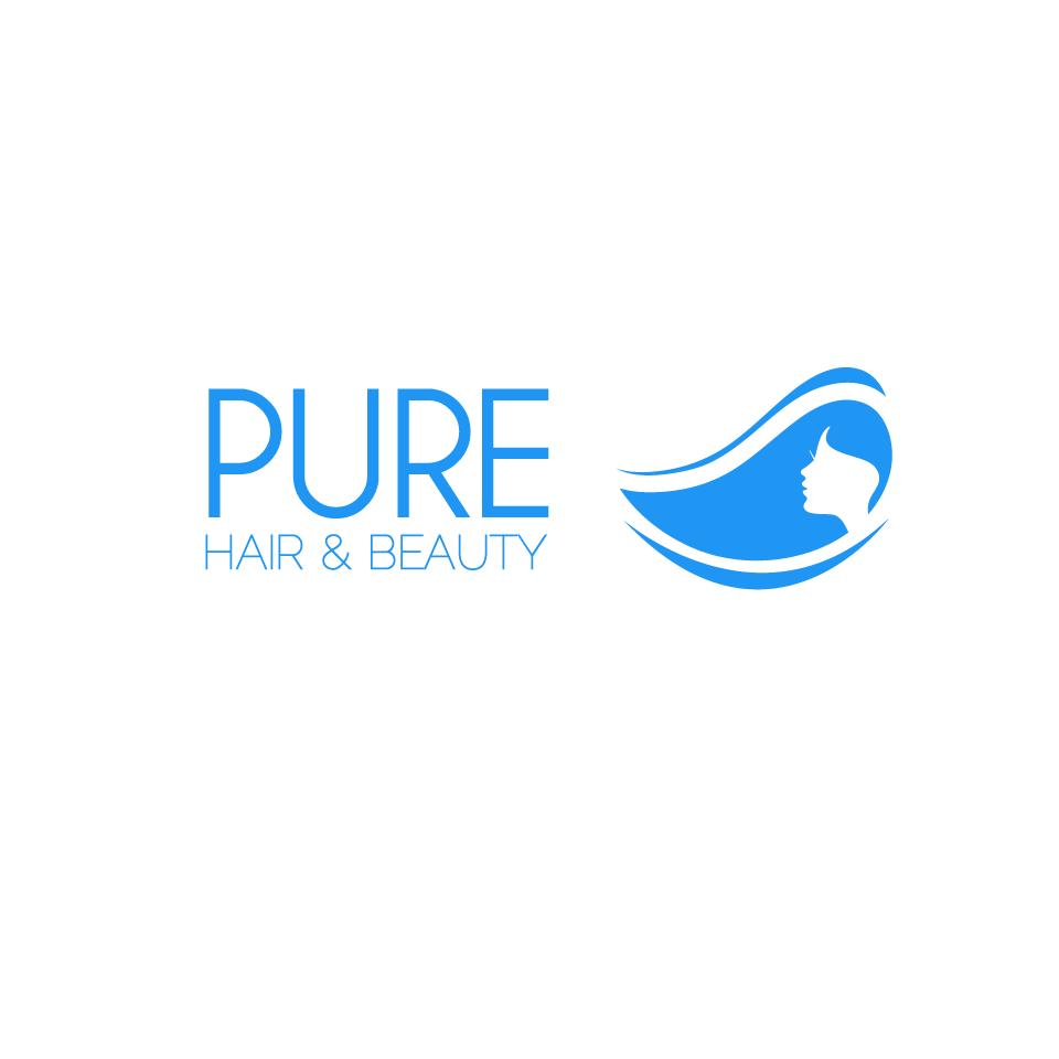 design an logo for an upmarket beachside hair and beauty salon