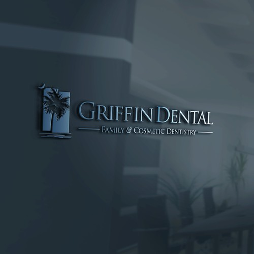 griffin dental | family & cosmetic dentistry logo