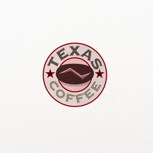 create a vintage, wild wild west inspired logo for Texas Coffee