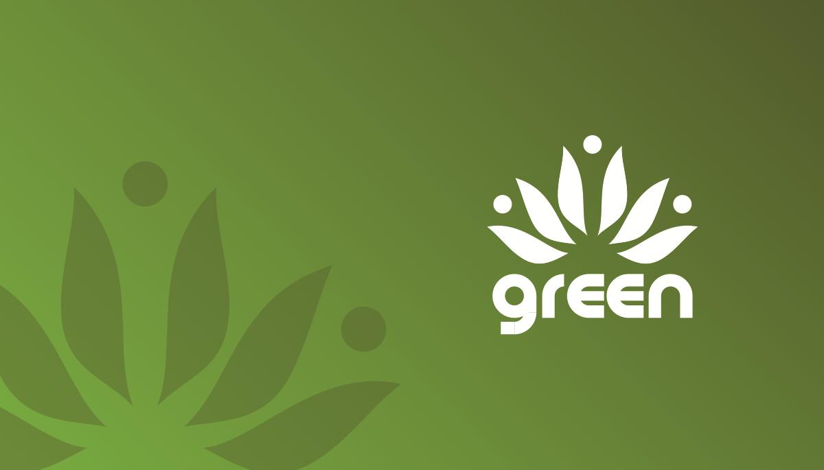 Logo improve for Grean Leaf