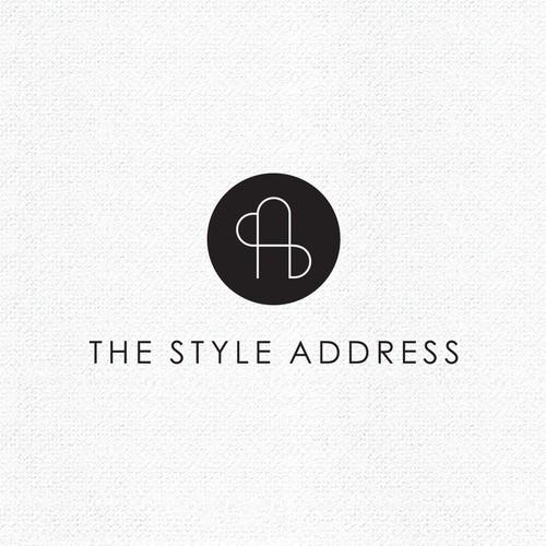 The style address logo