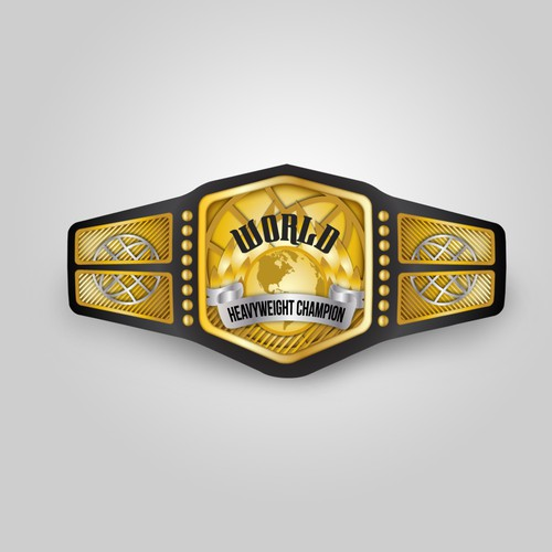 Pro wrestling belt