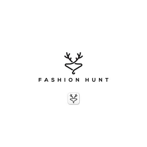 Logo Fashion hunt