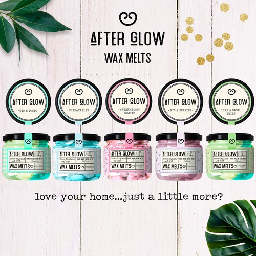 AFTERGLOW - WAX MELTS