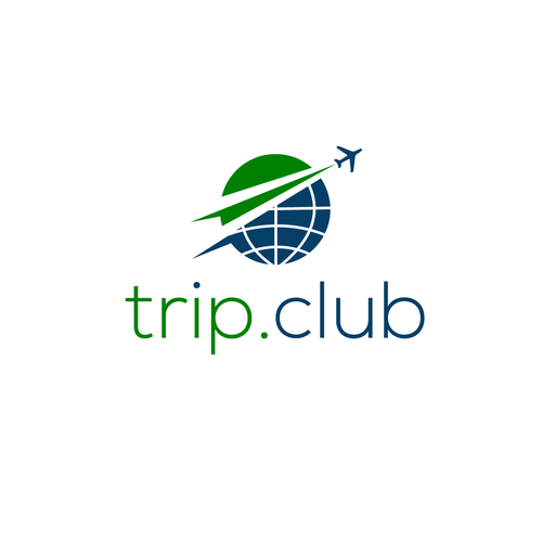 """Create brand identity for trip.club as we claim the """"Corporate Travel Concierge"""" category."""
