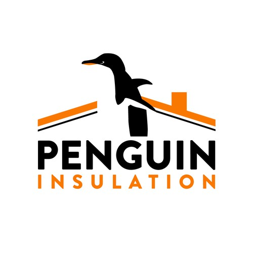 Help Penguin Insulation with a new logo