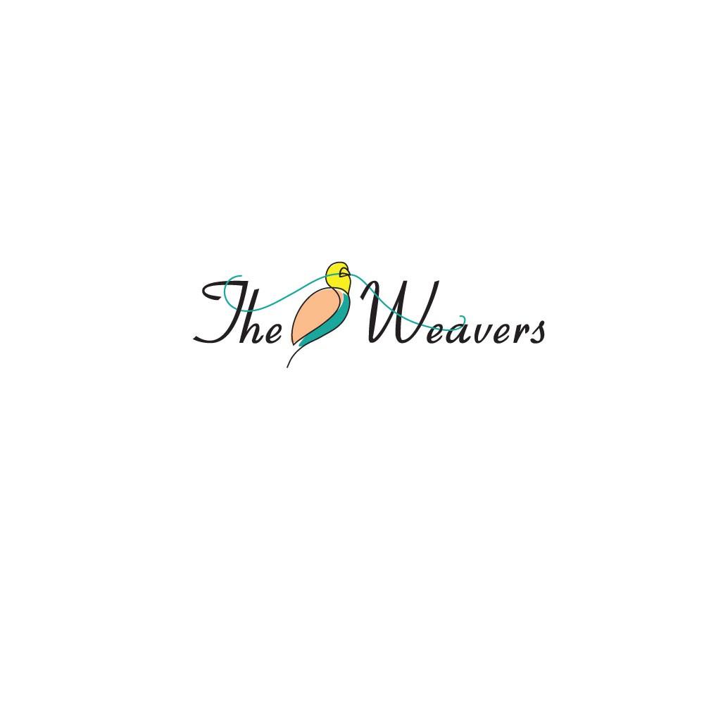 Create a beautiful weaving logo