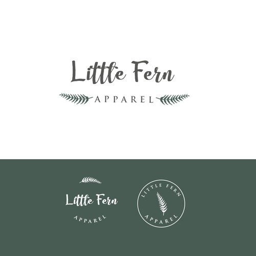 Design for Little Fern Apparel