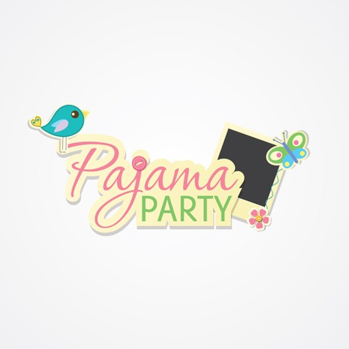 Pajama Party needs a new logo