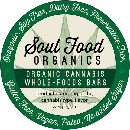 Logo for Cannabis Food-Bars