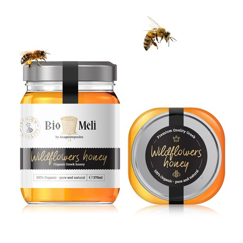 Bio Meli Greek Honey