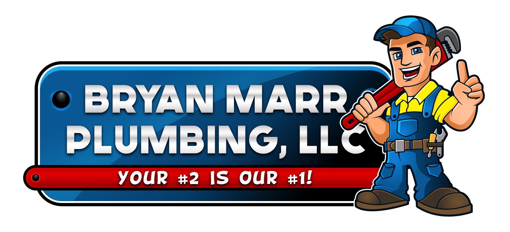 Help Bryan Marr Plumbing modernize their current logo