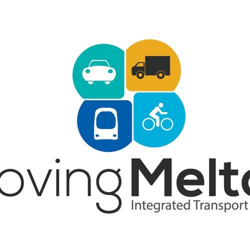 Logo for Community Transport Strategy Program