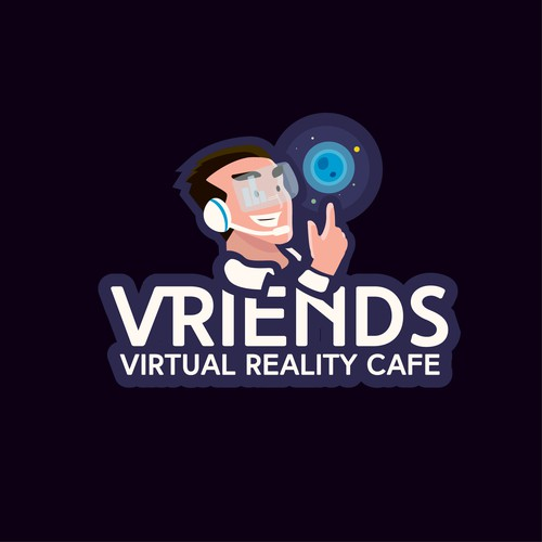 Virtual Reality Café