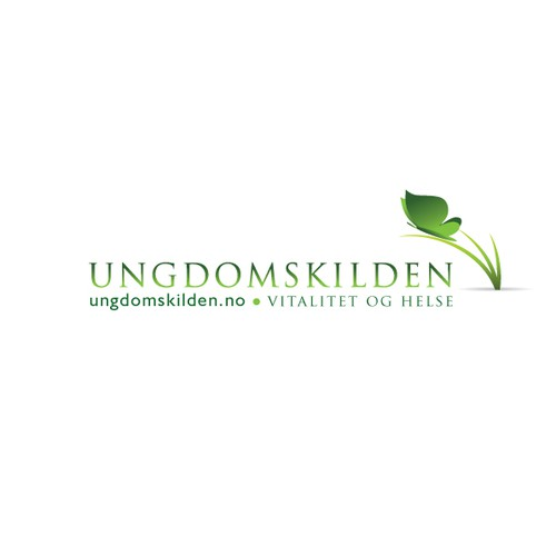 Help Ungdomskilden with a new logo