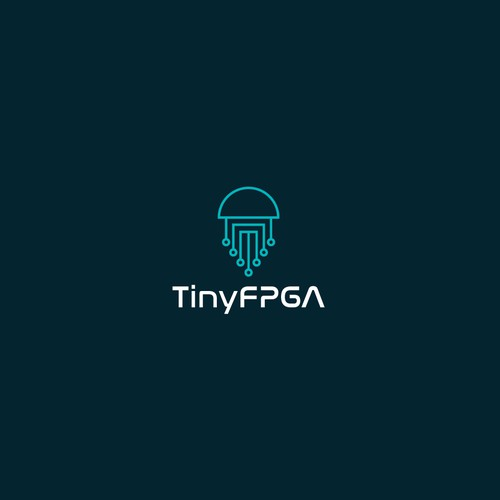 logo concept for TinyFPGA
