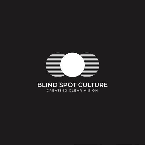 Modern Logo Concept for Blind Spot Culture