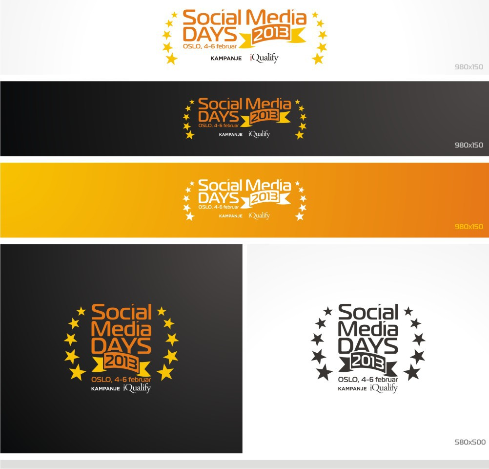 Social Media Conference seeks a good looking LOGO :-) !!!
