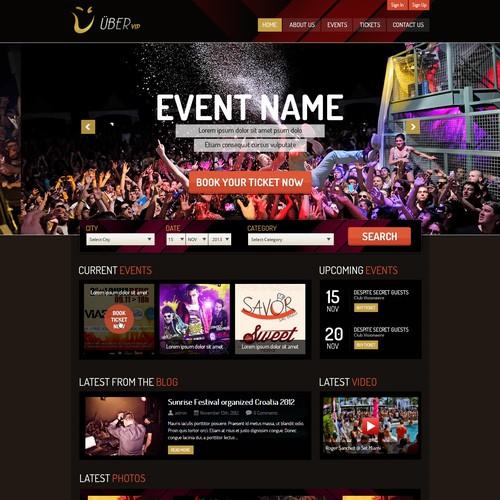 New Website For Übervip GUARANTEE!!!