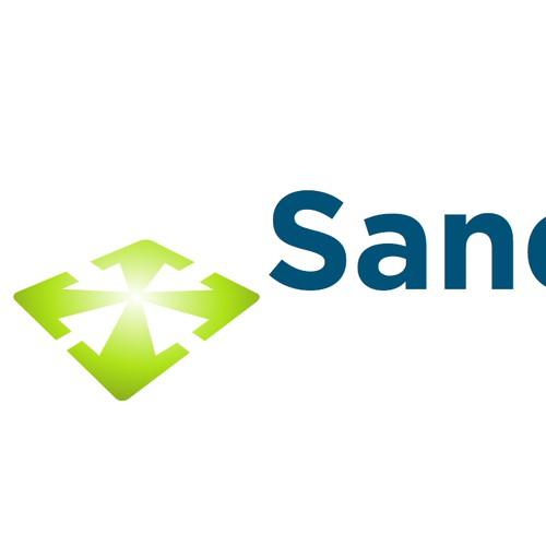Modern, original logo for leading global outsourcer