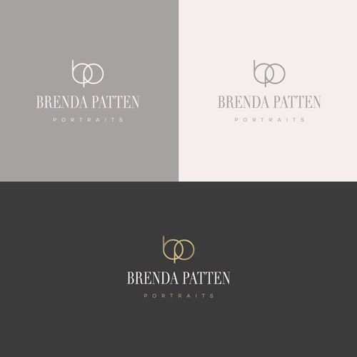 Luxury logo design for Photographer
