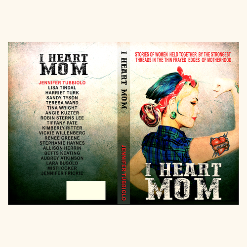 I Heart Mom Book Cover