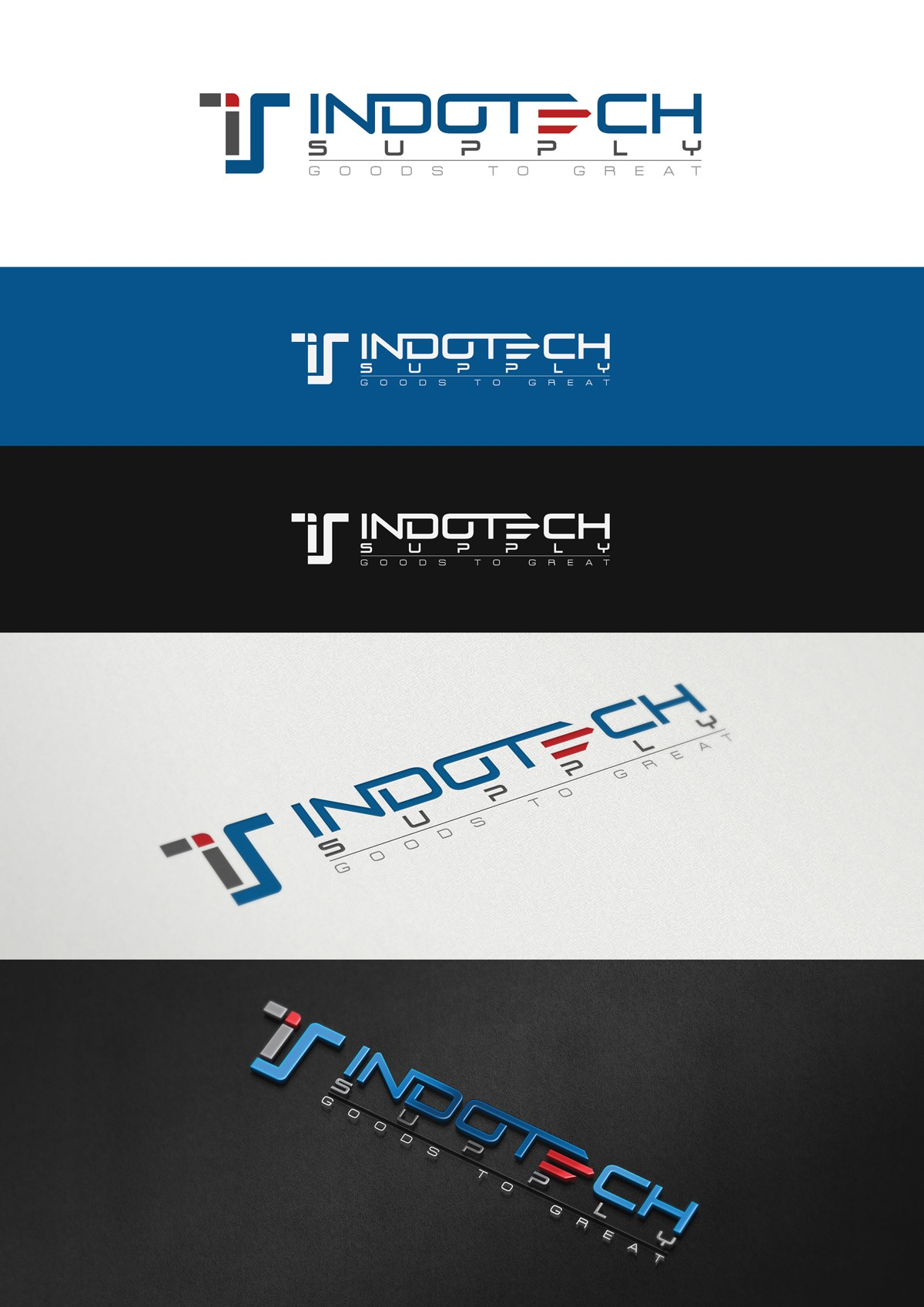 logo for IndoTech Supply