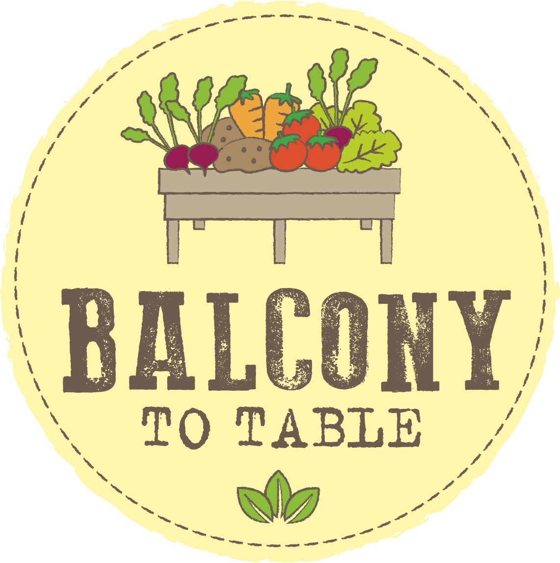 Balcony to Table and Balcony Potager