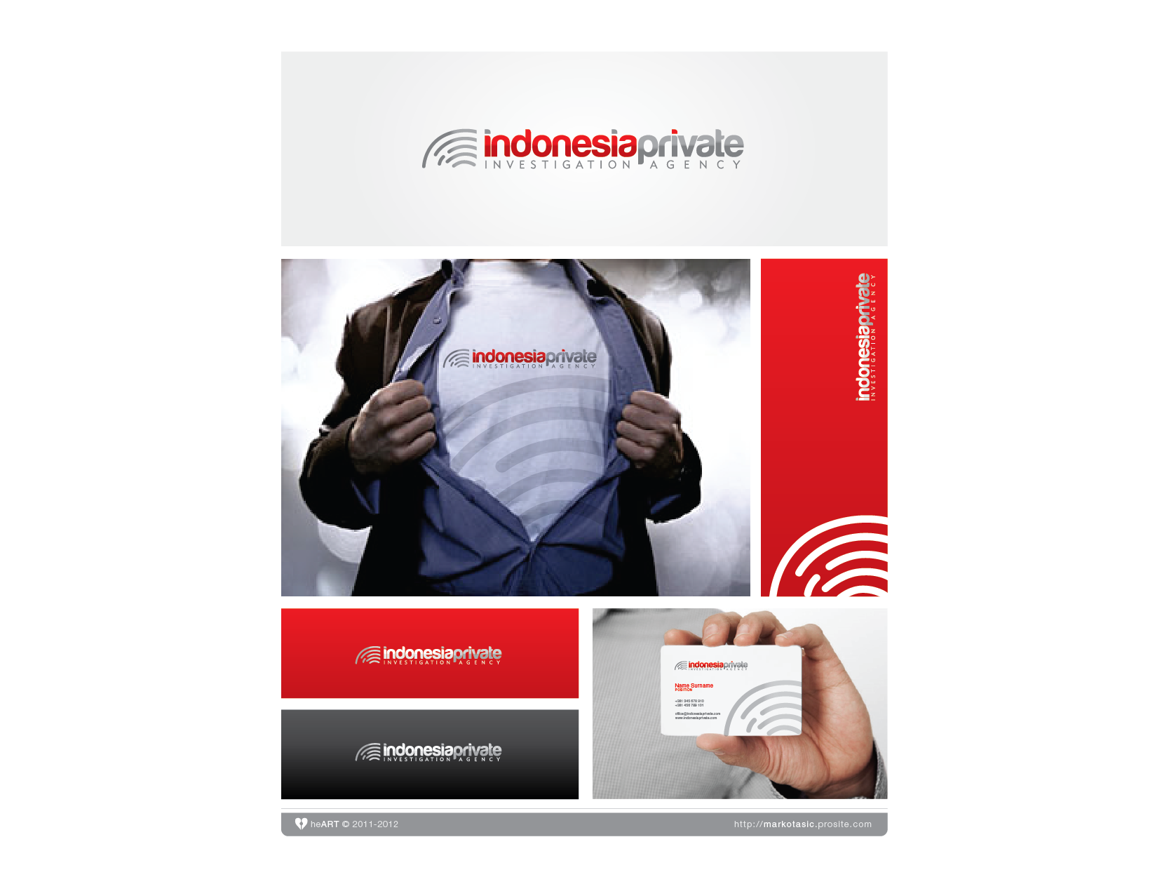 logo for Indonesia Private Investigation Agency