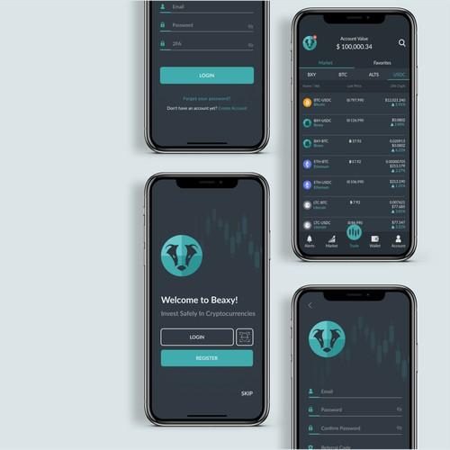 Beaxy App