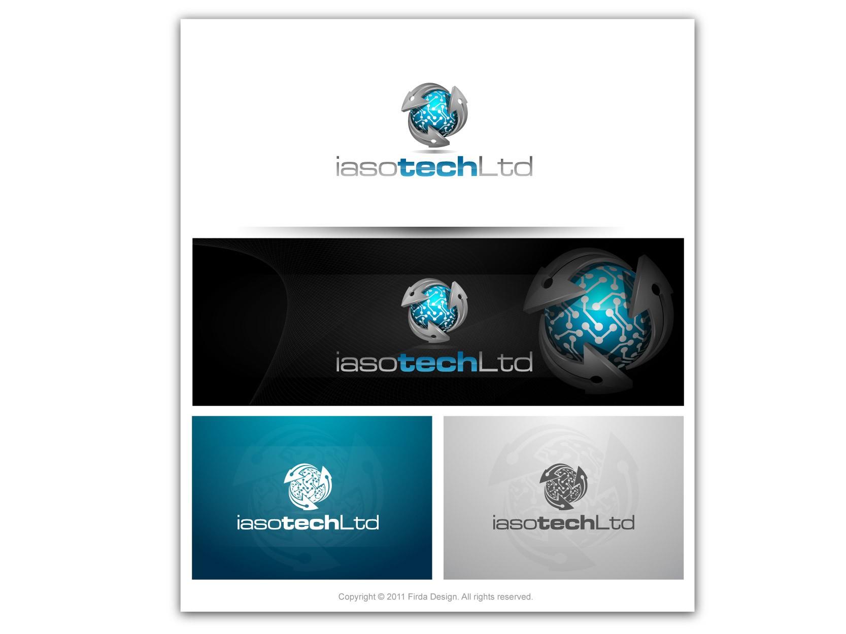 Create the next logo for iasotech Ltd