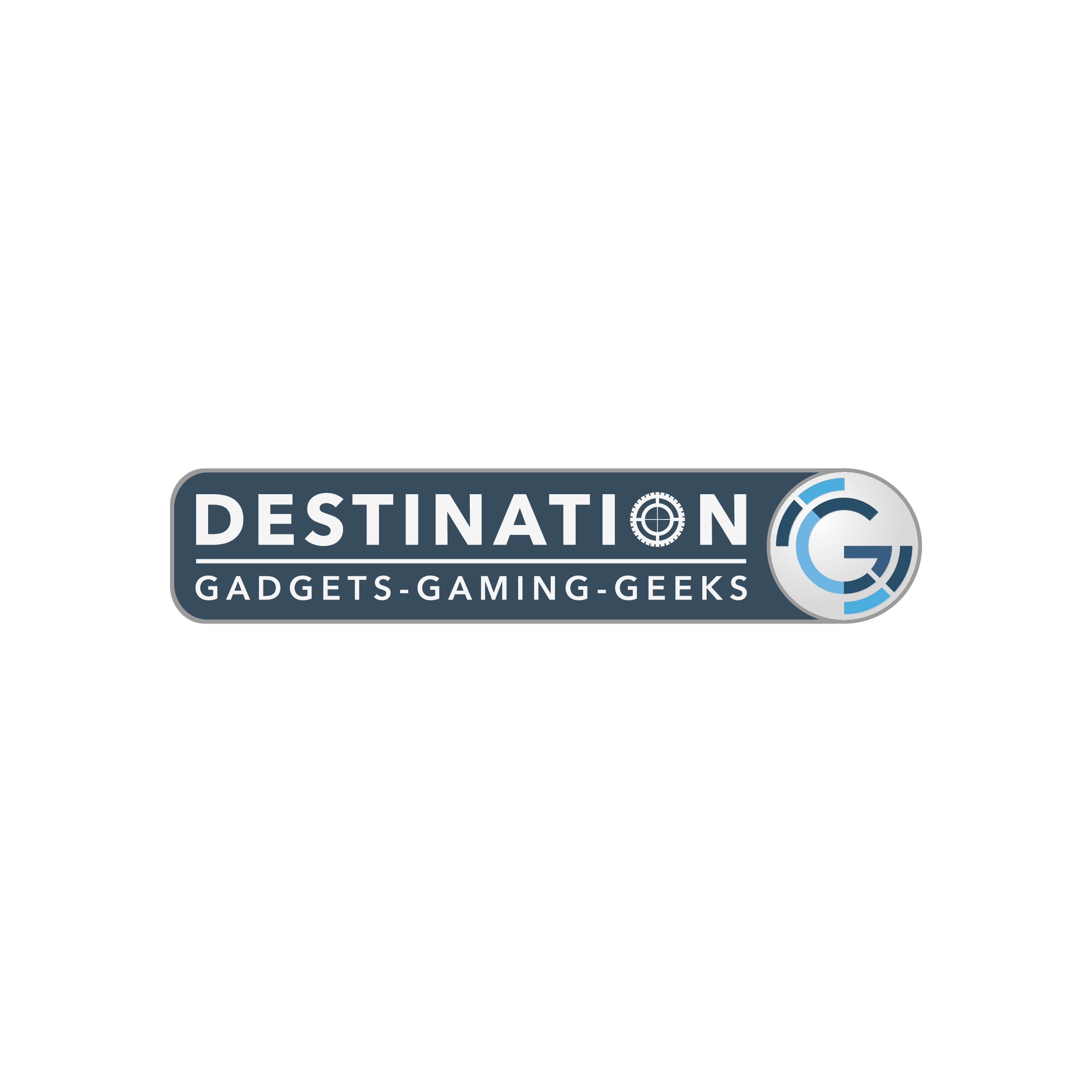 Design an awesome Logo for Destination-G - Selling Gadgets, Gaming Merch and Geek culture!