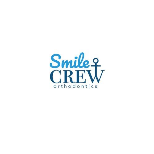 Logo Design - SmileCrew