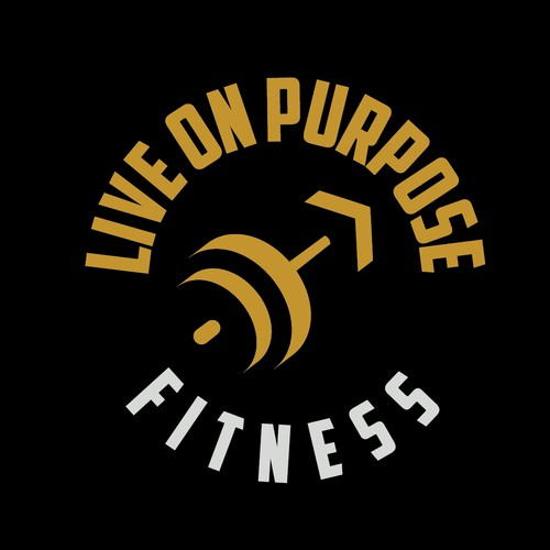 LIVE ON PURPOSE FITNESS LOGO