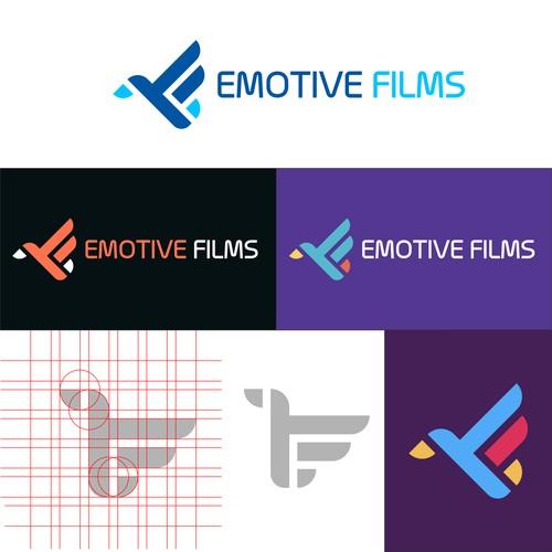 Emotive Logo Design for Storytelling Production Companyn for Storytelling Production Company