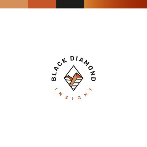 Logo design for Black Diamond Company