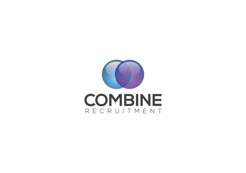 Create a logo for a construction recruitment agency 'Combine Recruitment'