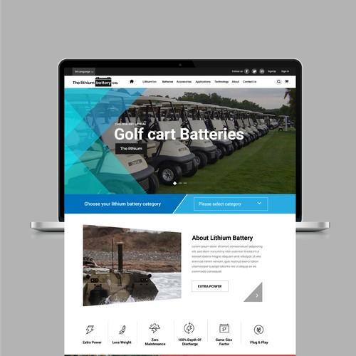 web page deisgn