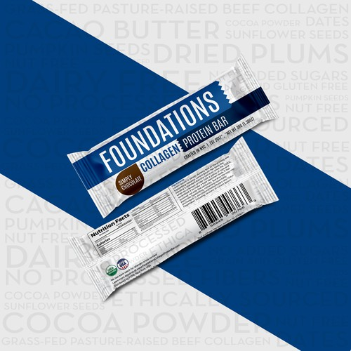 Foundation Protein Bar
