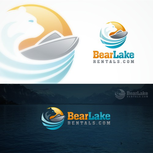 Create the next logo for Bear Lake Rentals .com