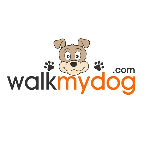 Logo for WalkMyDog.com