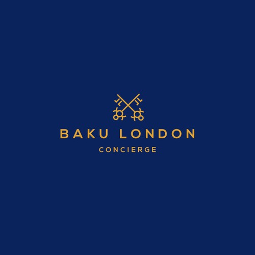 Create a London Personal Concierge Company Logo Request