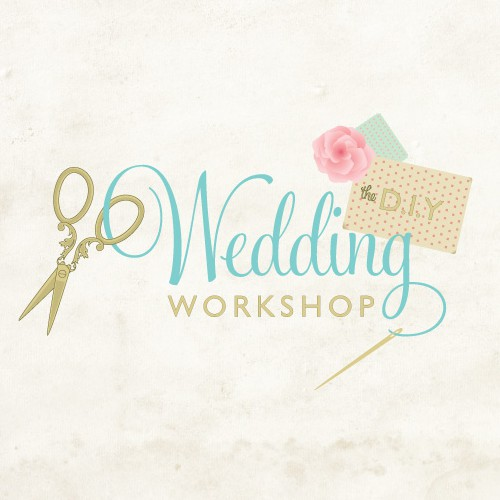 Help The (D.I.Y.) Wedding Workshop with a new logo and business card
