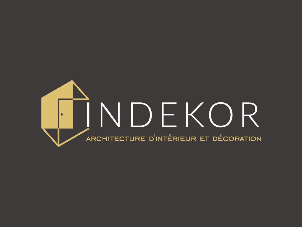 Create a contemporary and sophisticated identity for INDEKOR