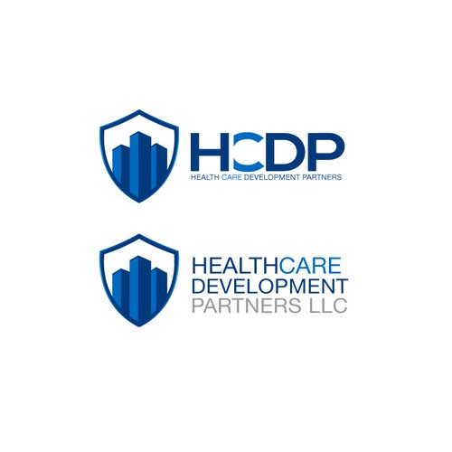 HCDP - Logo, Business Card, Powerpoint Template