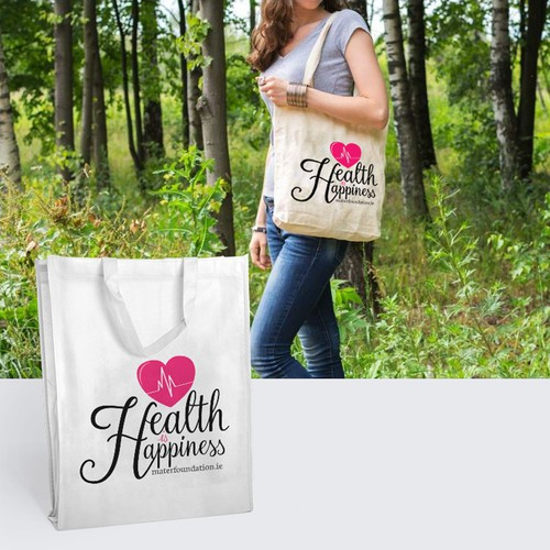 Tote bag design
