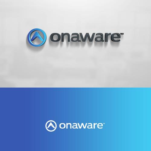 Logo design for Onaware