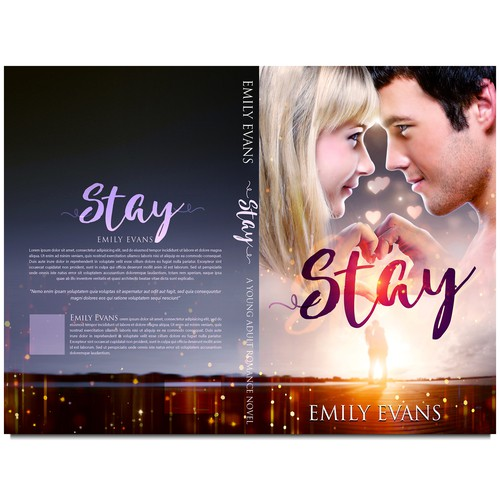 Book cover STAY