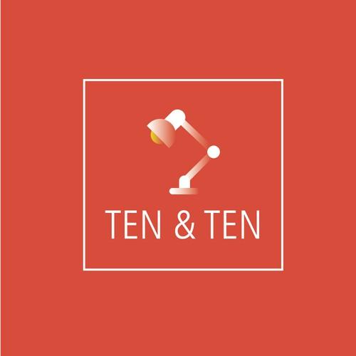 logo for Ten & Ten