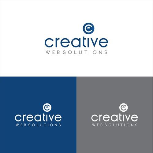Logo Creative Web Solutions